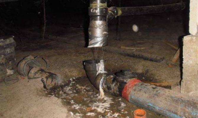 Prevent Frozen Pipes Hotline Internal Water