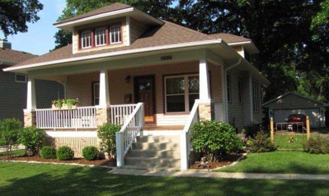 Pride Ownership Craftsman Bungalow After Best Curb