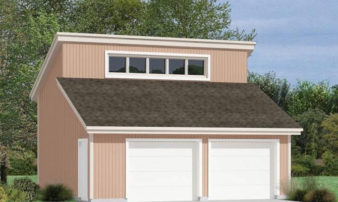 Prima Car Garage Plan House Plans More