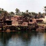 Primitive Modern Egyptian Houses