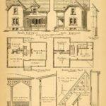 Print Cottage Architectural Design Floor Plans