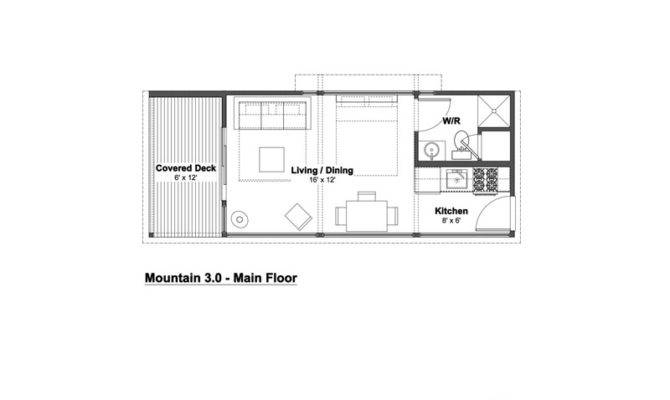 17 Artistic Micro Compact Home Floor Plan Home Plans Blueprints