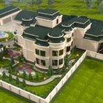Professional House Project Qatar Luxury Antonovich