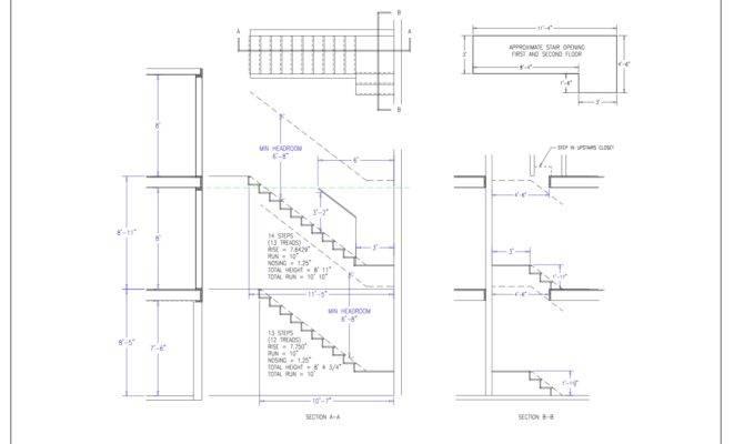 Projects East Ave Burlington Drawings