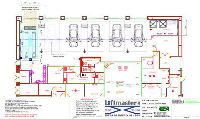Projects Liftmaster Ltd