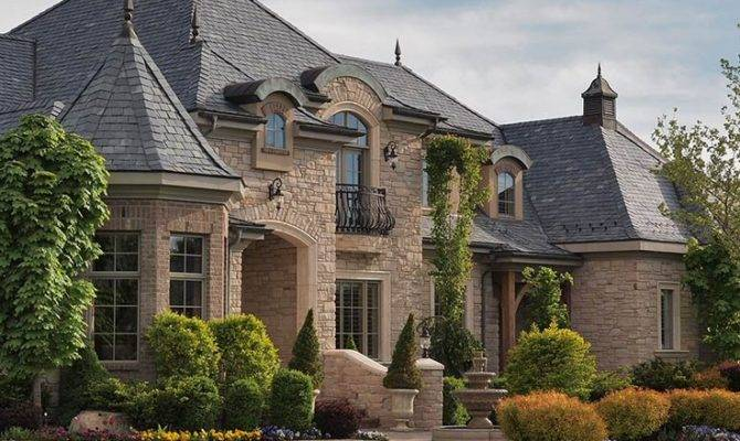 Provo Country French Exterior Homes Pinterest Cottage