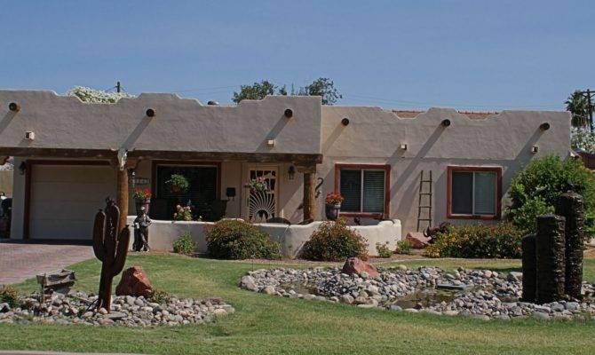 Pueblo Houses Rent Sale House