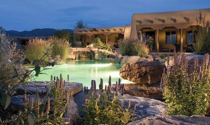 Pueblo Style Home Favorite Places Spaces Pinterest