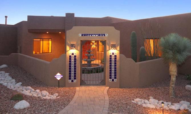Quail Canyon Santa Style Home Under Contract Sabino