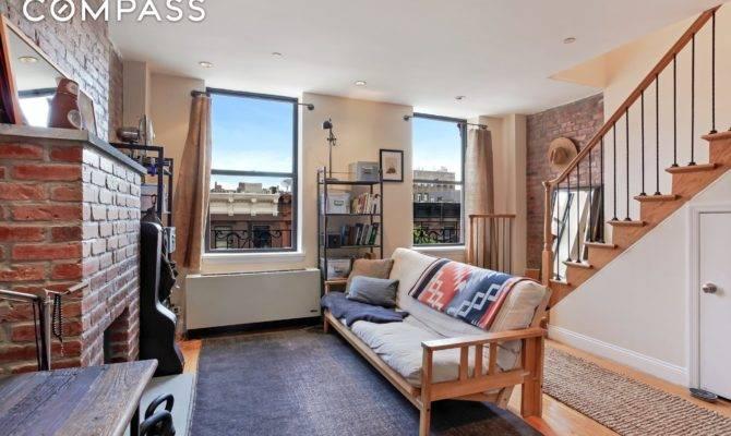 Quaint One Bedroom Duplex Atop Harlem Brownstone Seeks