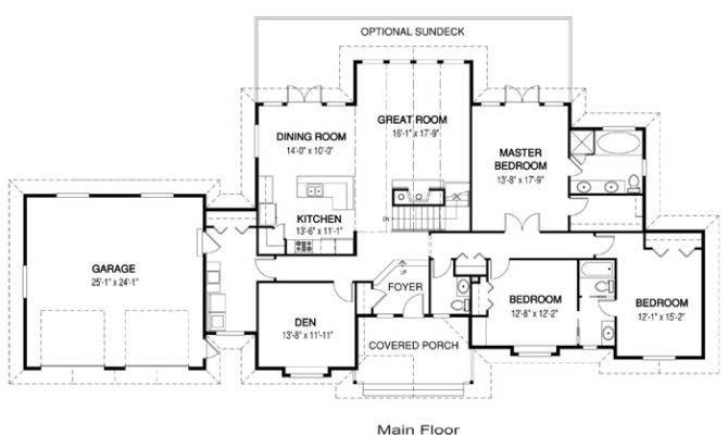 Qualicum Post Beam Cedar Home Plans Homes