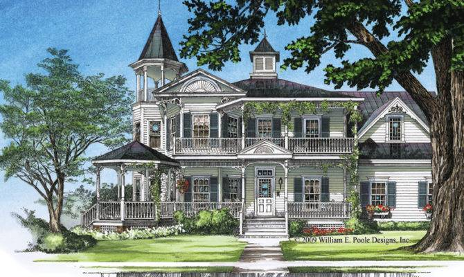 Queen Anne Home Plans Style Designs Homeplans