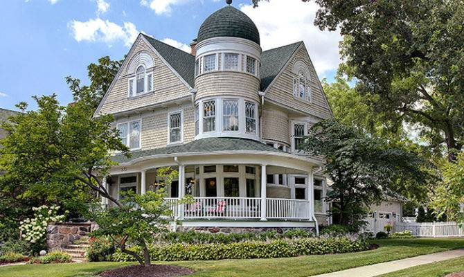 Queen Anne House Illinois Sale Heavenly