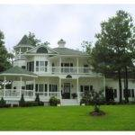 Queen Anne House Plan Square Feet Bedrooms Dream