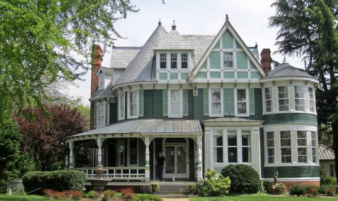 Queen Anne Style House Centreville Maryland Paul Mcclure Flickr