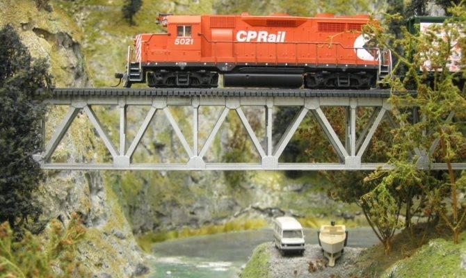 Rail Manitoba Minnesota Subdivision Great Canadian Model