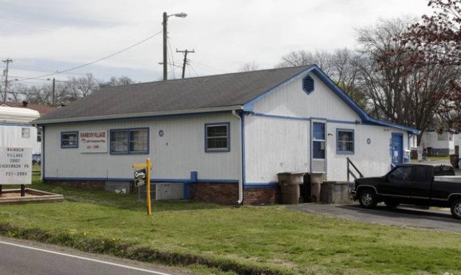 Rainbow Village Mobile Home Park Rentals Nashville