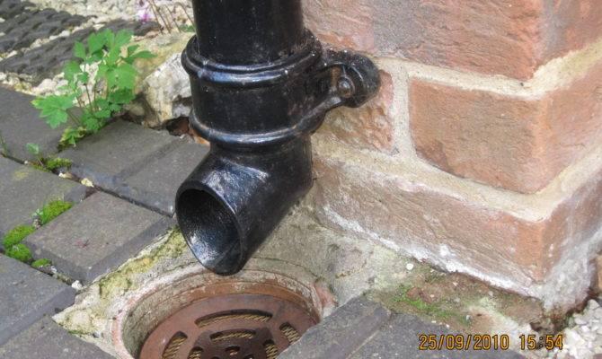 Rainwater Pipes Gutters Surveyor Notebook