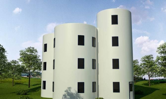 Rainwater Towers Apartments Enlarge
