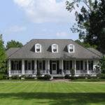 Raised Creole Cottage