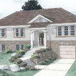 Raised Ranch Homes House Plans