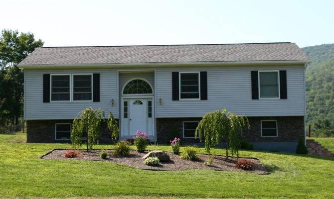 Raised Ranch Kintner Modular Homes Inc Nepa