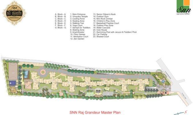 Raj Grandeur Bangalore Discuss Rate Review Comment Floor Plan