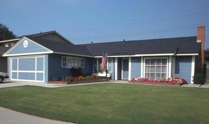 Rambler Style Home Ask