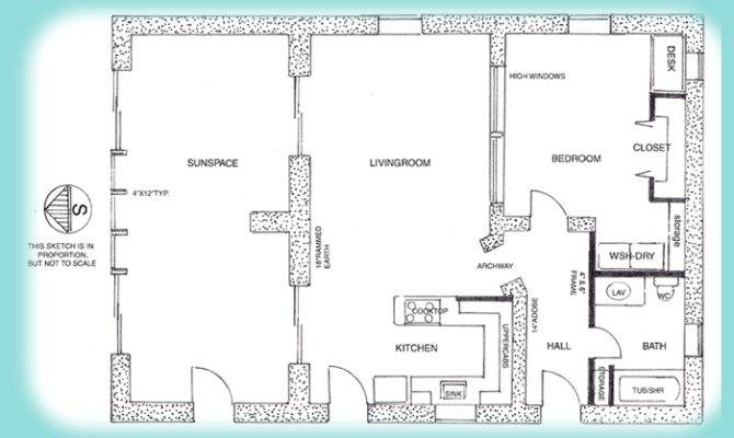 Rammed Earth House Plans Home Plan