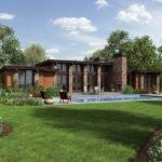 Ranch Home Plans Hampton