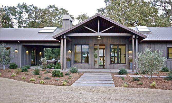 Ranch House Farmhouse Revival Time Build