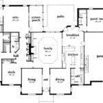 Ranch House Plan Bedrooms Bath