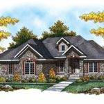 Ranch House Plan Square Feet Bedrooms
