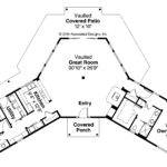 Ranch House Plans Alder Creek Associated Designs