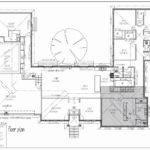 Ranch House Plans Courtyard Garage