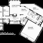 Ranch House Plans Daylight Basement Sloping Lot