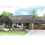 Ranch House Plans Elk Lake Associated Designs