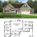 Ranch House Plans Eplans Home Deco