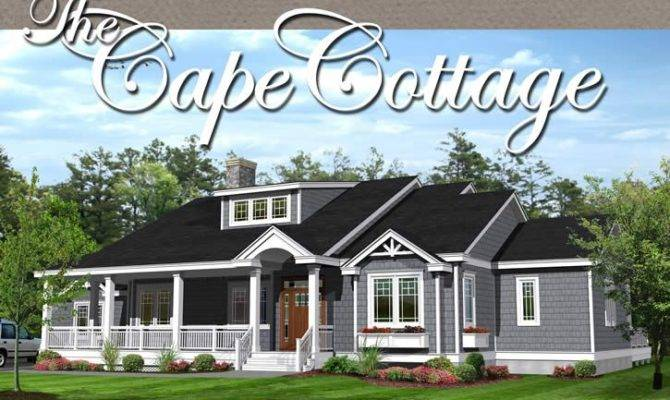 Ranch House Plans Porches One Story Wraparound