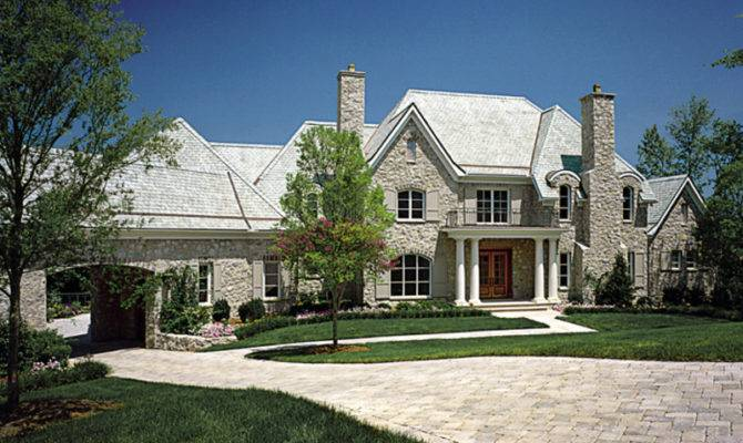 Ranch House Plans Porte Cochere Design
