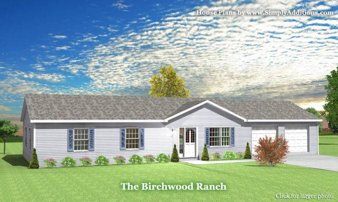 Ranch House Plans Well Bungalow Philippines Design