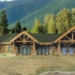 Ranch Log Home Plans Style Design Planning