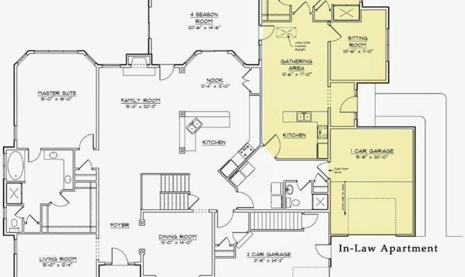 Ranch Plans Two Master Suites