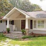 Ranch Style Home Porch Addition