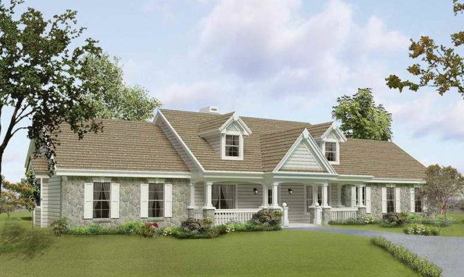 Ranch Style Homes Open Floor Plan House Plans
