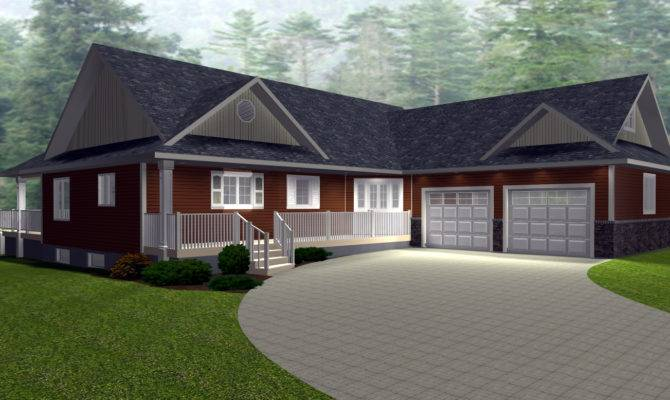 Ranch Style House Designs Plan