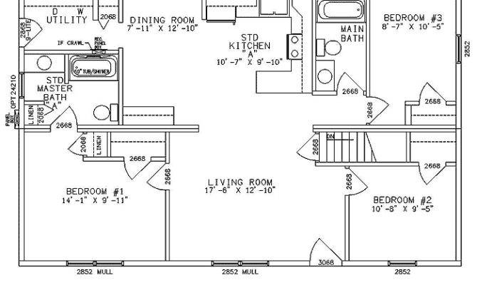 Ranch Style House Plan Home Plans Raised