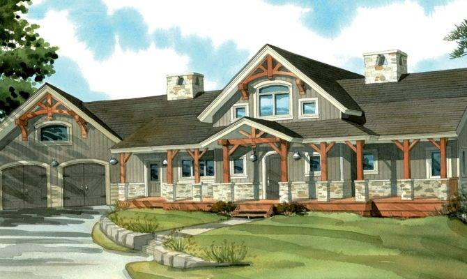 Ranch Style House Plans Basement Wrap Around Porch