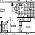 Ranch Style Modular Home Sample Tour Floor Plan