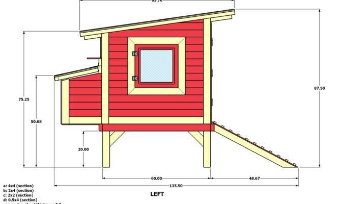 Range Chicken Coop Plans